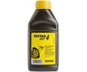 тормозная жидкость textar dot4 renault symbol